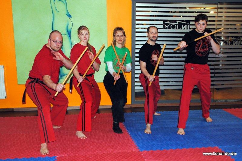 Trainerseminar mit dem Makato-Kai in Delmenhorst